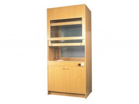 Шкаф вытяжной (перегородка)